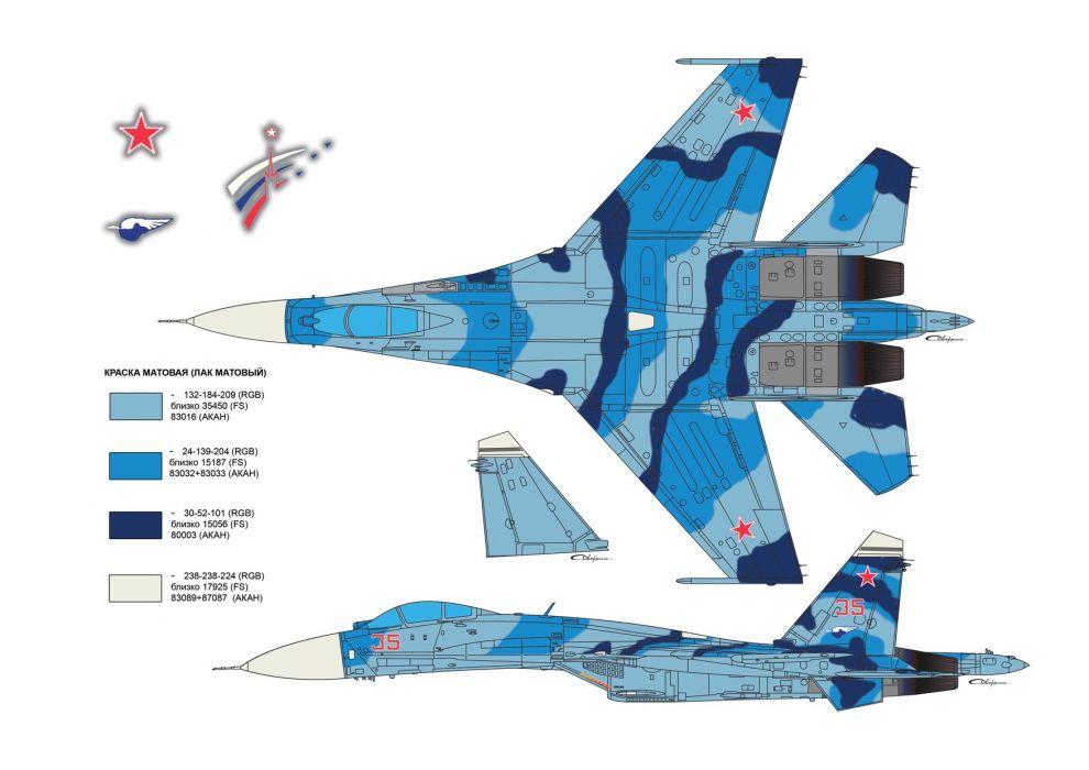 Sukhoi Su-35 jet fighter russia russian military su35 (21) wallpaper