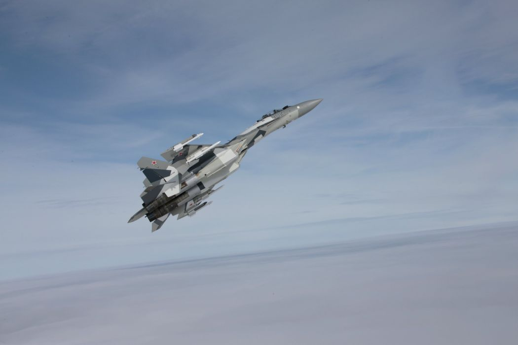 Sukhoi Su-35 jet fighter russia russian military su35 (23) wallpaper