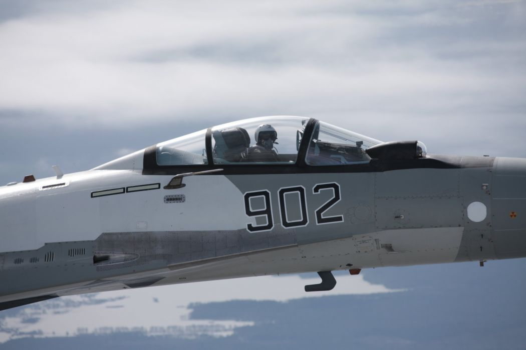 Sukhoi Su-35 jet fighter russia russian military su35 (24) wallpaper