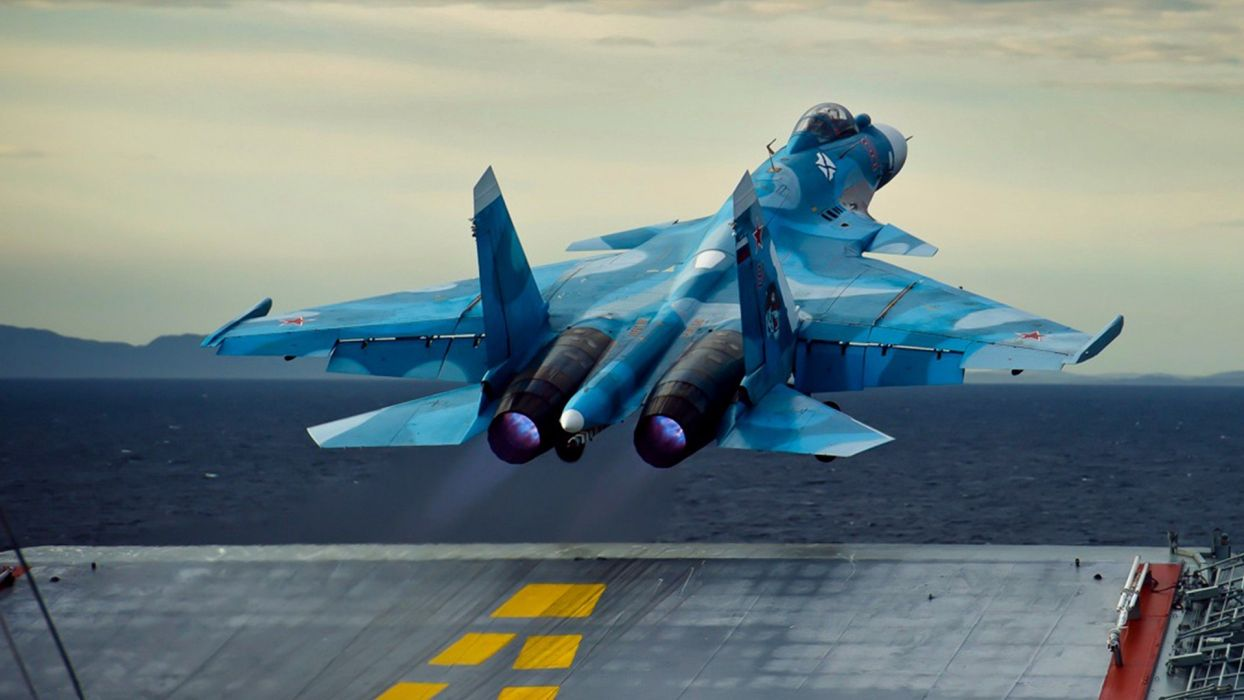 Sukhoi Su-35 jet fighter russia russian military su35 (27) wallpaper