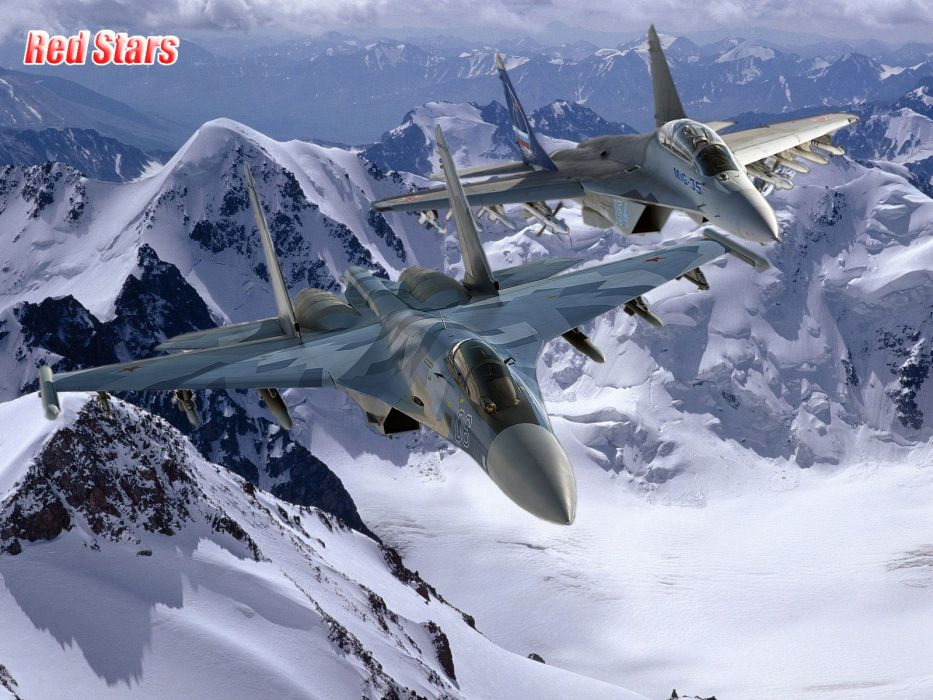 Sukhoi Su-35 jet fighter russia russian military su35 (51) wallpaper