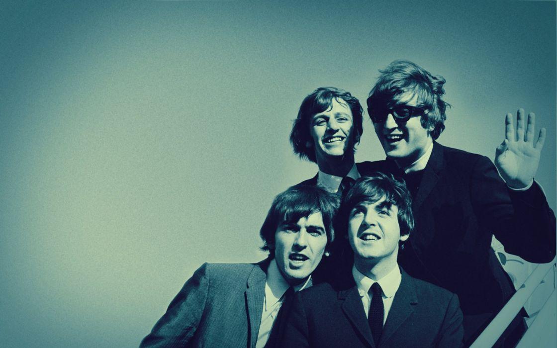 the beatles Lennon McCartney Harrison Ringo Starr wallpaper