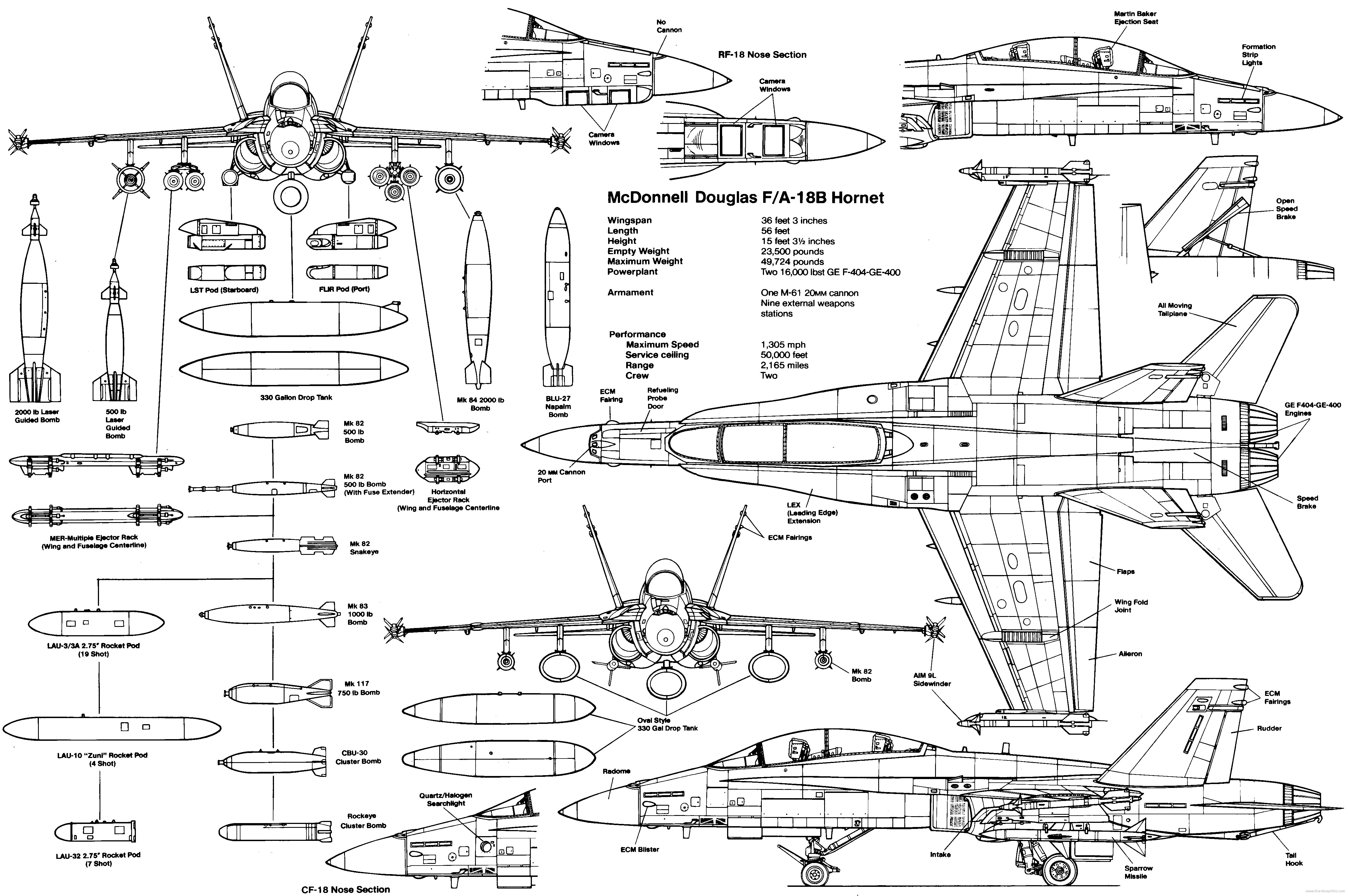 f18 jet engine diagram