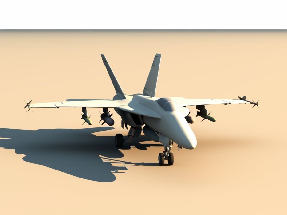 F-18 fighter jet military plane airplane usa (13) wallpaper
