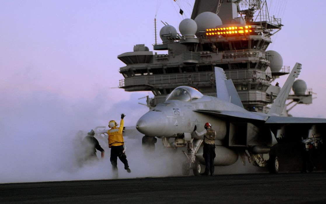 F-18 fighter jet military plane airplane usa (47) wallpaper