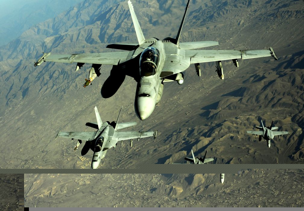 F-18 fighter jet military plane airplane usa (52) wallpaper