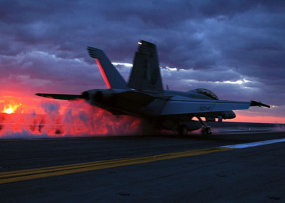 F-18 fighter jet military plane airplane usa (95) wallpaper