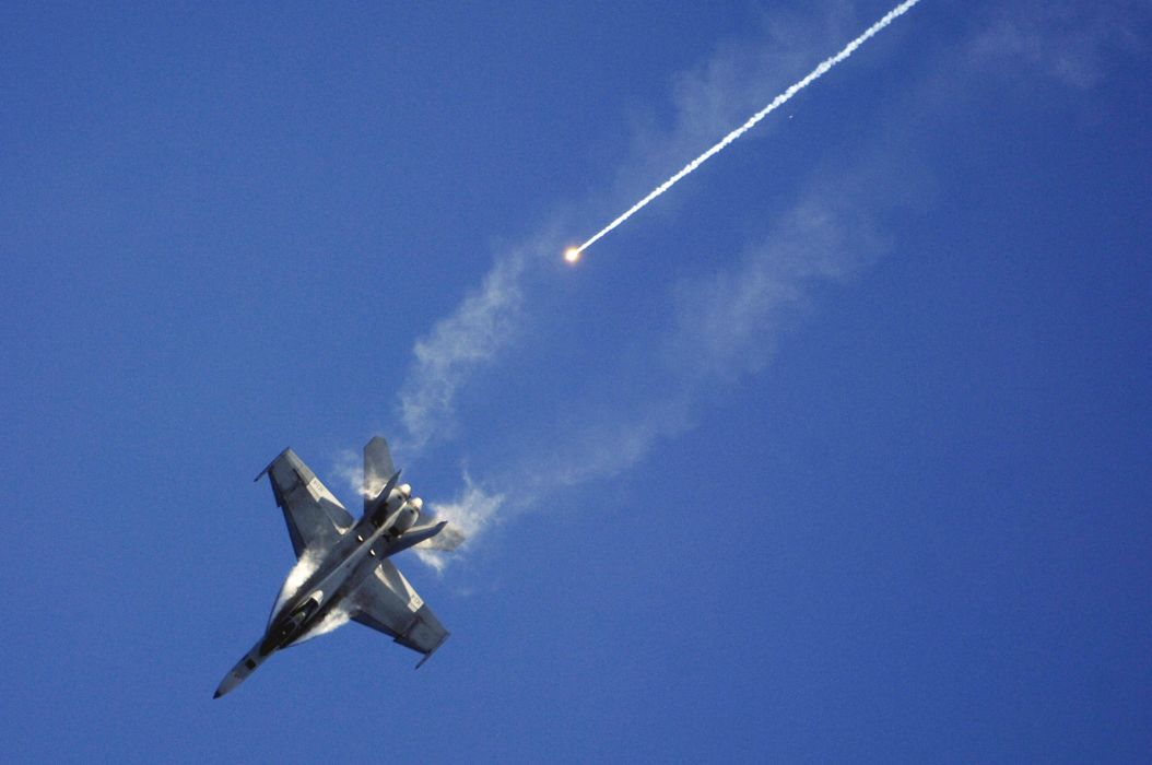 F-18 fighter jet military plane airplane usa (99) wallpaper