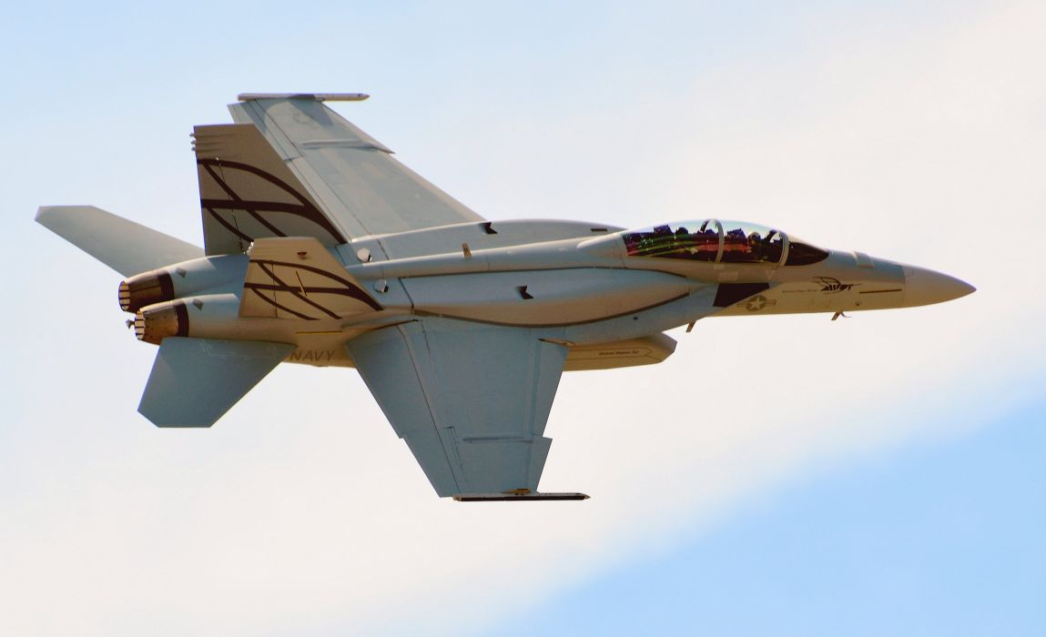 F-18 fighter jet military plane airplane usa (24) wallpaper