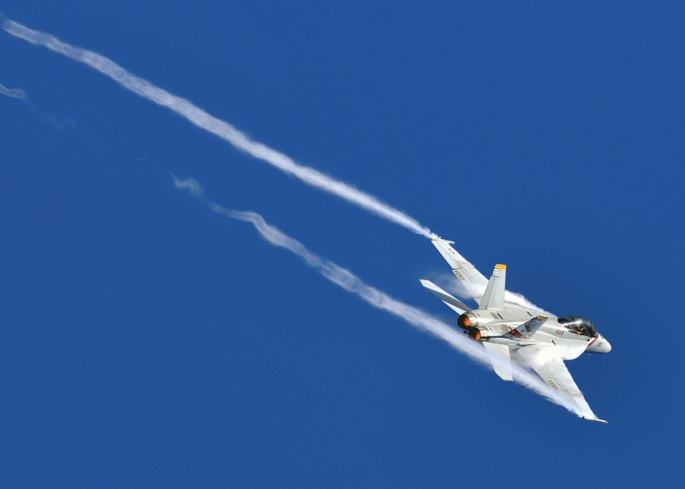 F-18 fighter jet military plane airplane usa (46) wallpaper