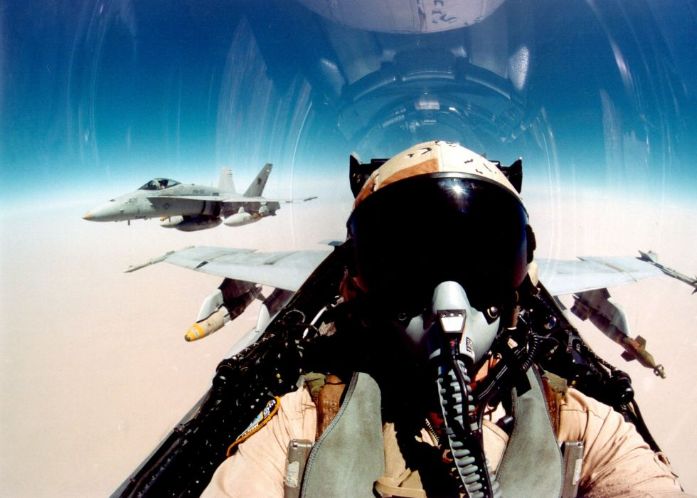 F-18 fighter jet military plane airplane usa (45) wallpaper