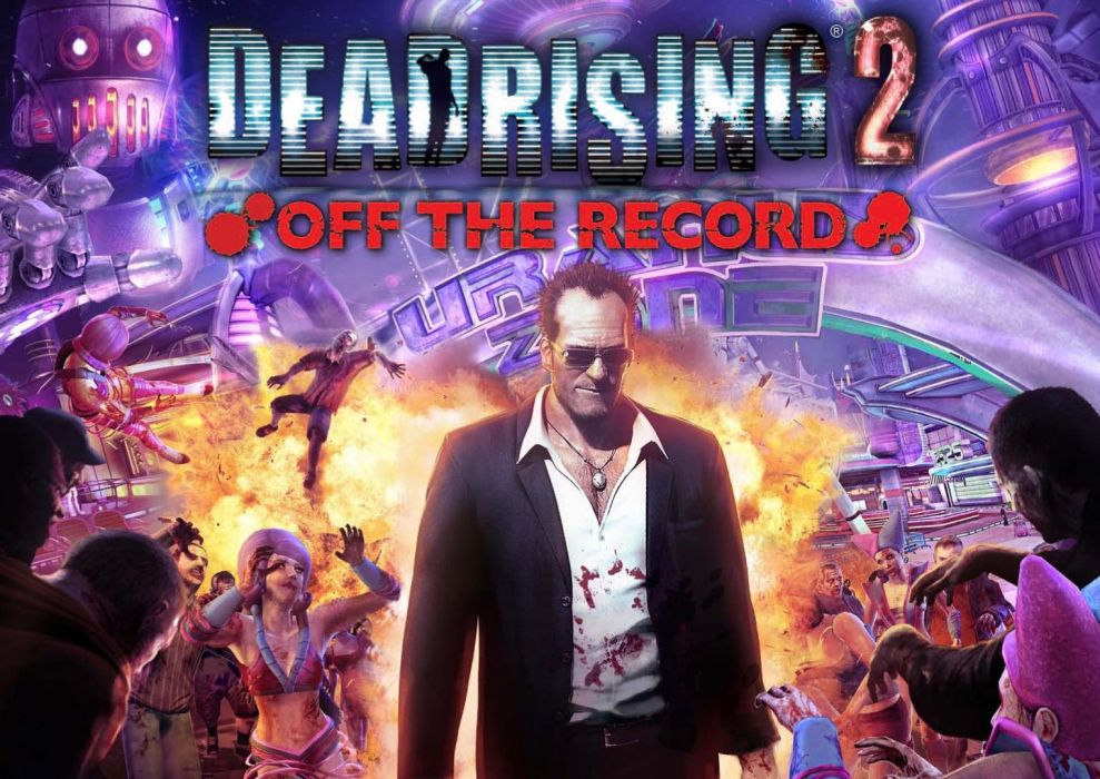 Dead Rising 2 Off the Record wallpaper