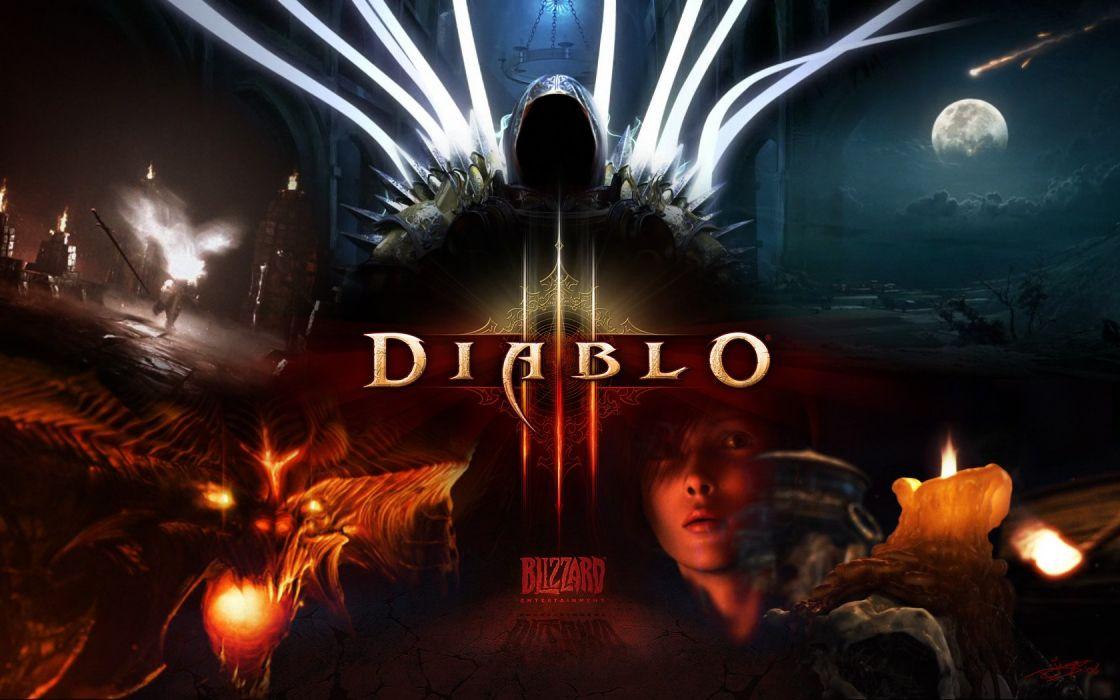 Diablo - 3 wallpaper