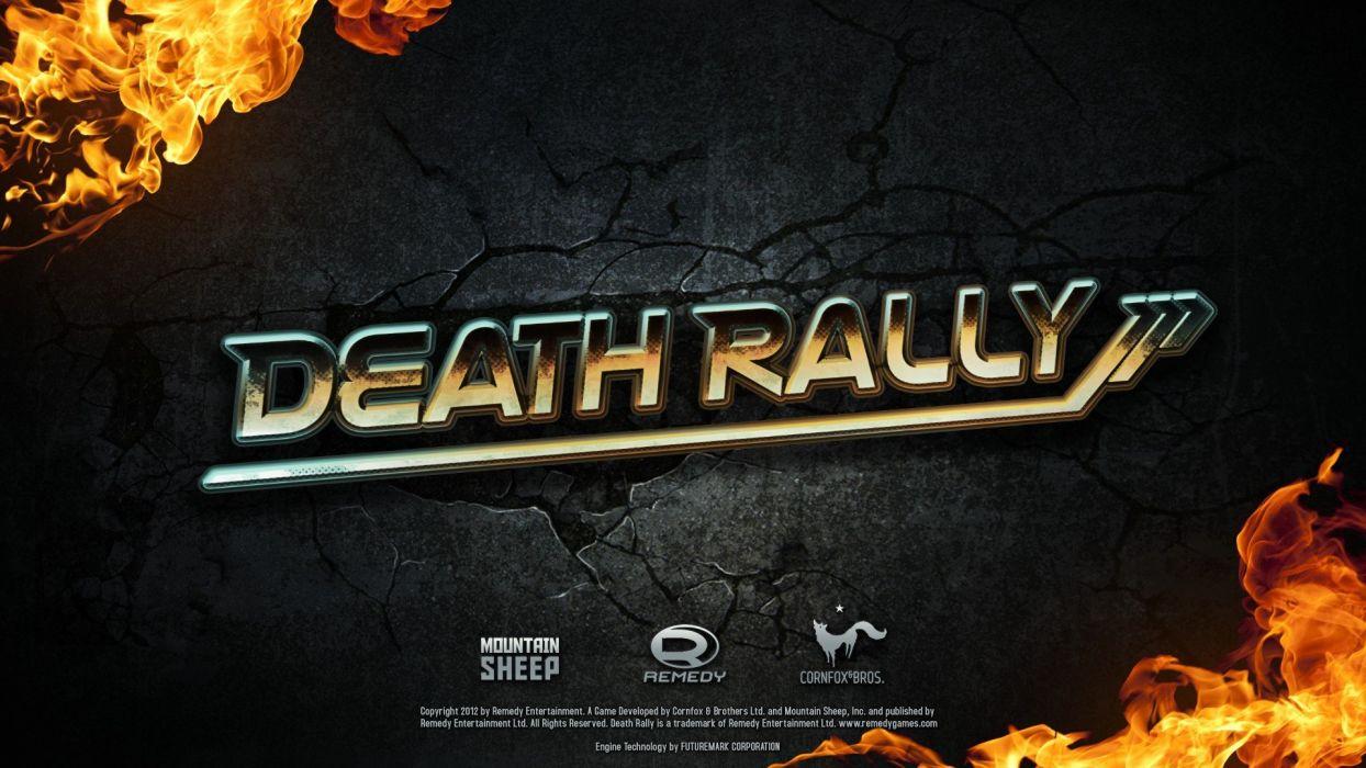 Death Rally wallpaper