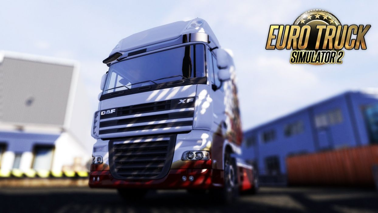 Euro Truck Simulator 2 wallpaper