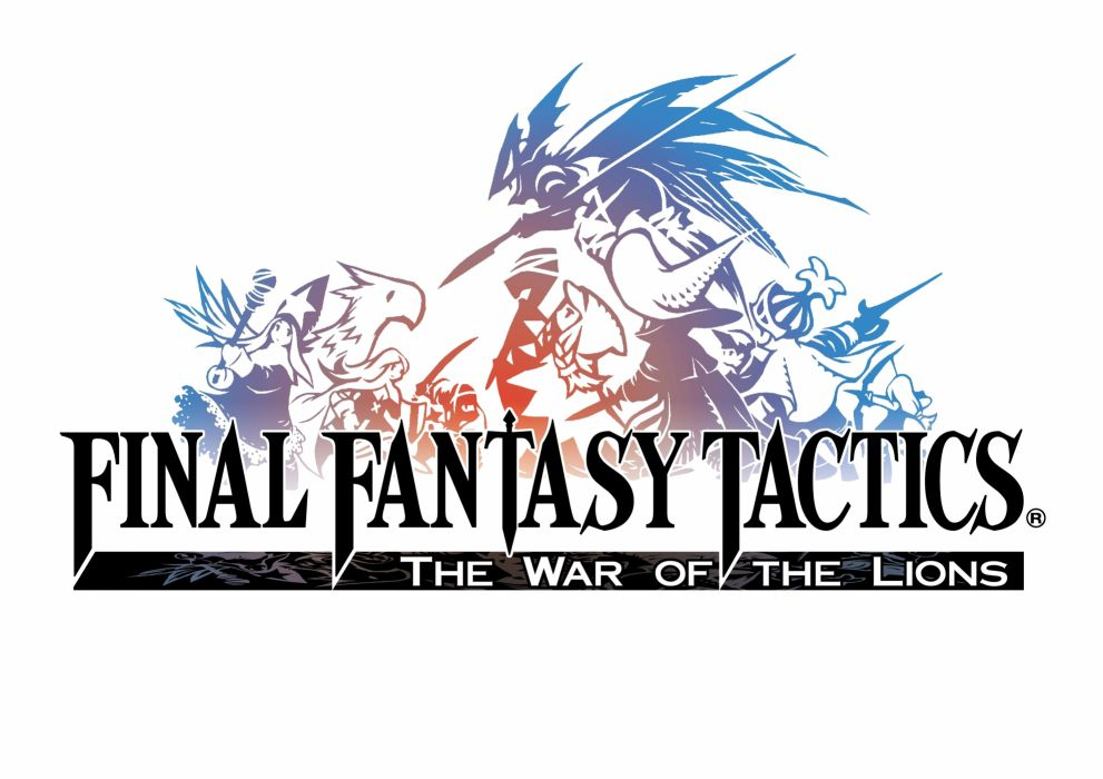 Final Fantasy Tactics The Lion War wallpaper