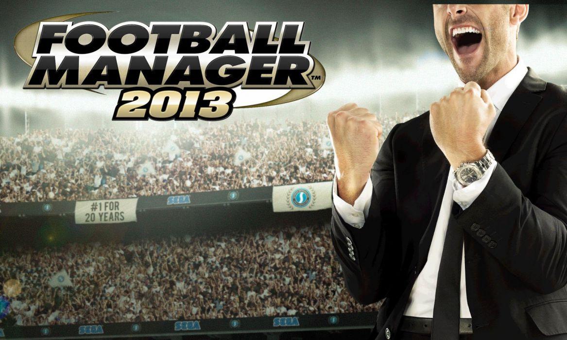 Football Manager 2013 wallpaper
