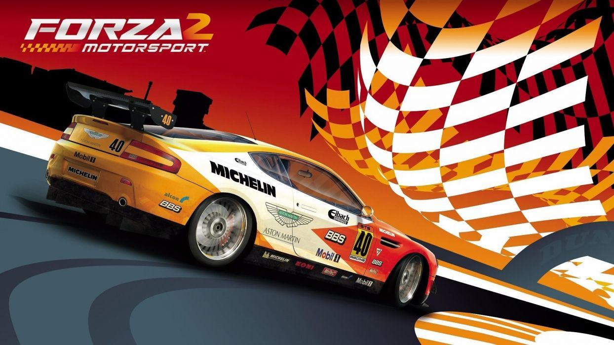 Forza Motorsport 2 wallpaper
