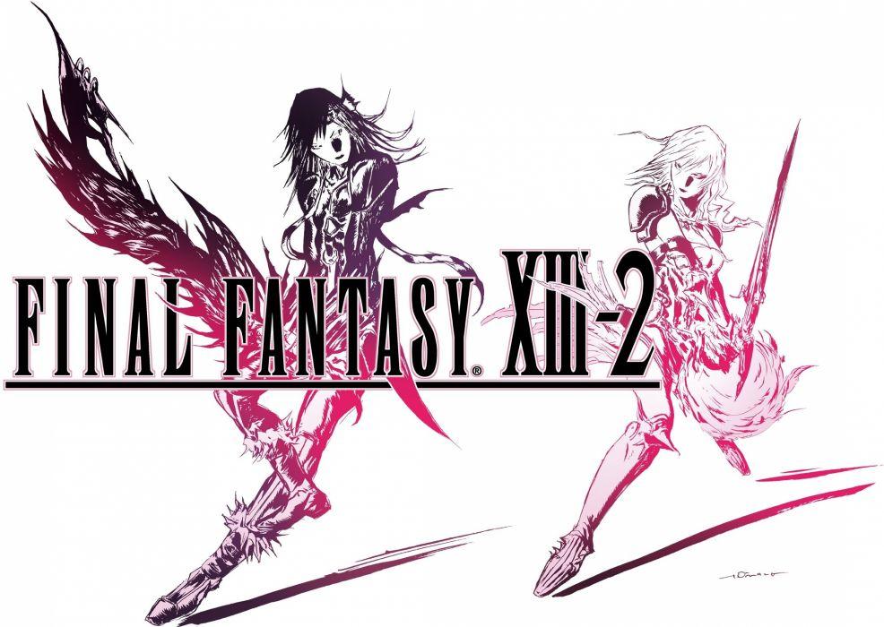 Final Fantasy XIII - 2 wallpaper