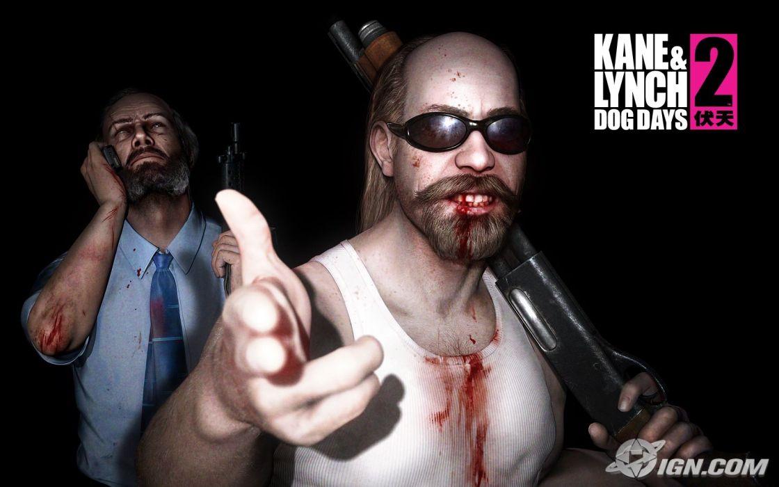 Kane e Lynch 2 wallpaper