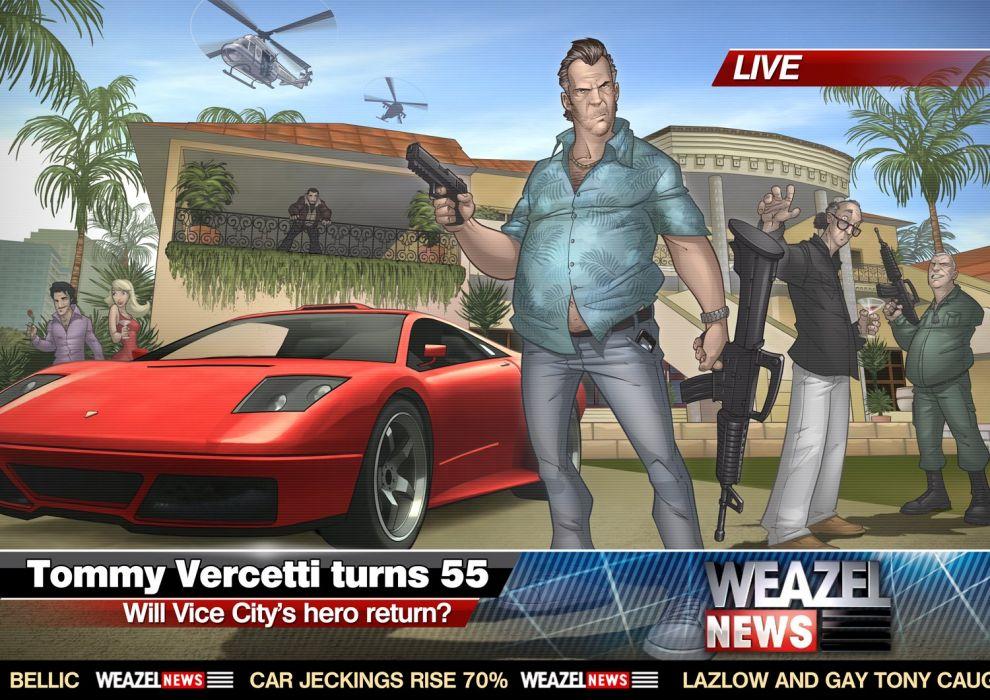 GTA Vice City 2011 wallpaper