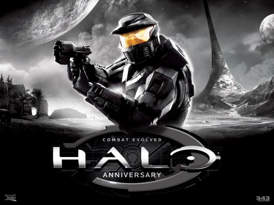 Halo Anniversary wallpaper