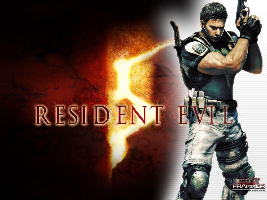 Resident Evil 5 (2) wallpaper