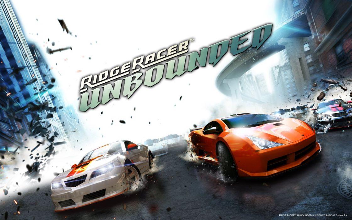 Ridge Racer Unbounded wallpaper