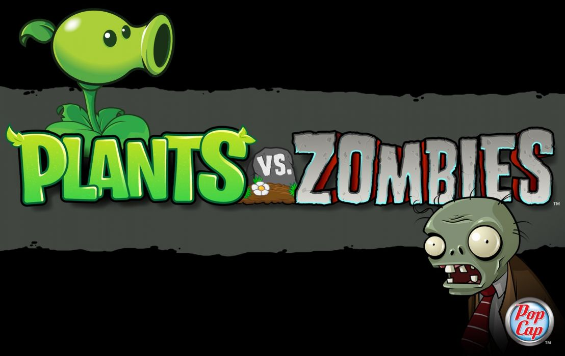 Plants vs_ Zombies wallpaper