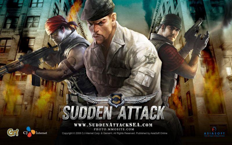 Sudden Attack wallpaper
