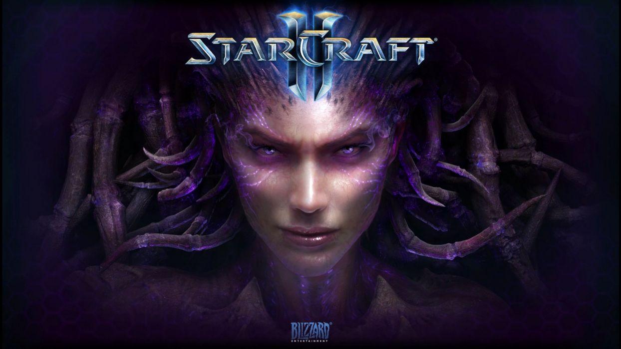 StarCraft II wallpaper