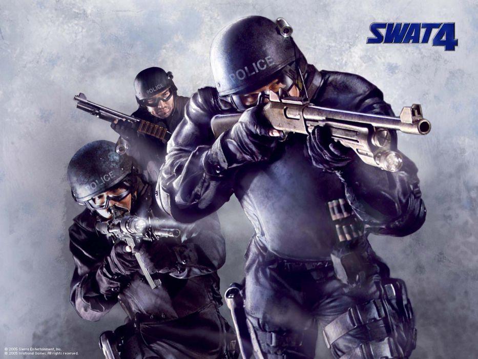 SWAT 4 wallpaper