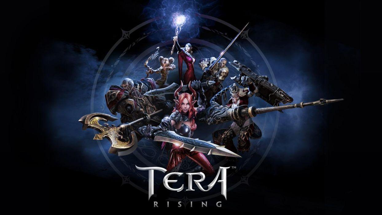 Tera - Rising wallpaper