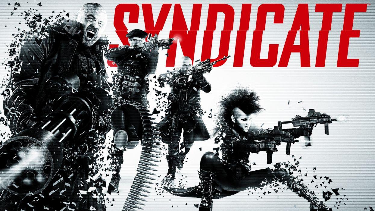 Syndicate wallpaper
