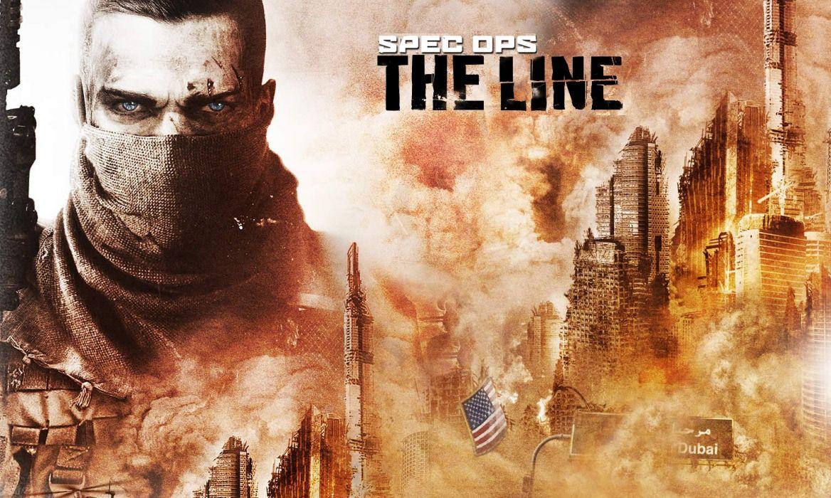 Spec Ops The Line Wallpaper 1515x908 248678 Wallpaperup