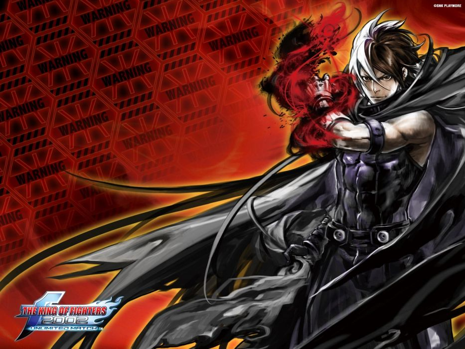 The King Of Fighters 2002 Wallpaper 1600x1200 248682 Wallpaperup