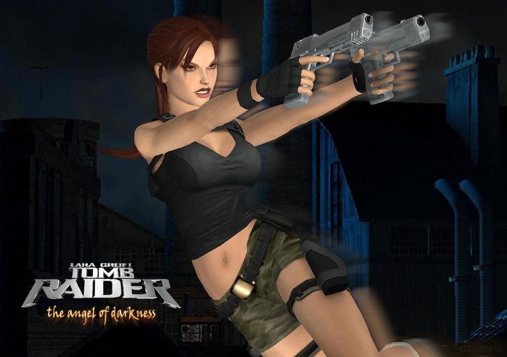 Tomb Raider The Angel of Darkness wallpaper