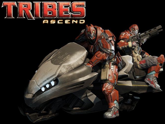 Tribes Ascend wallpaper