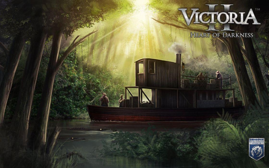 Victoria II Heart of Darkness wallpaper