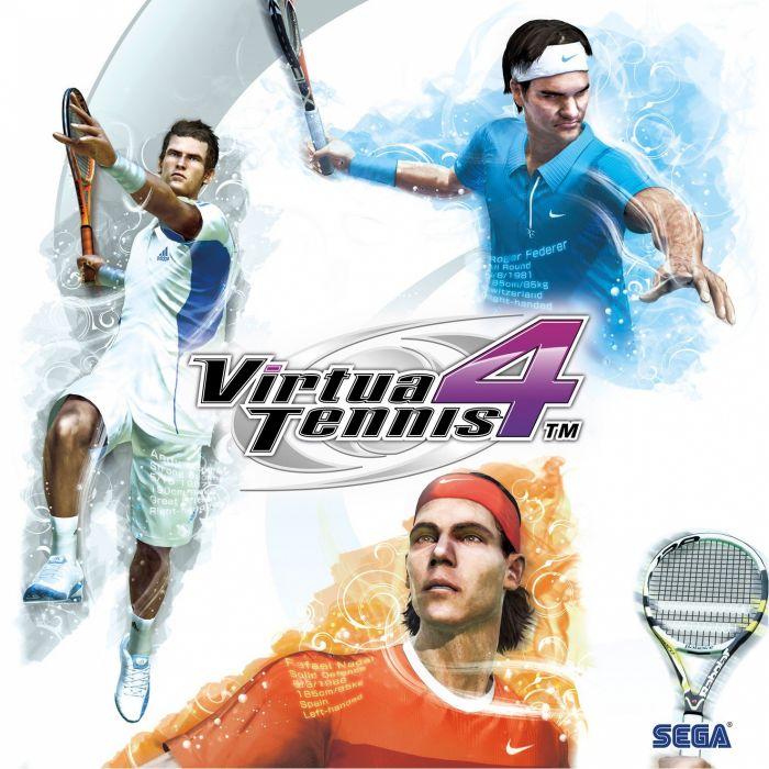 Virtua Tennis 4 wallpaper