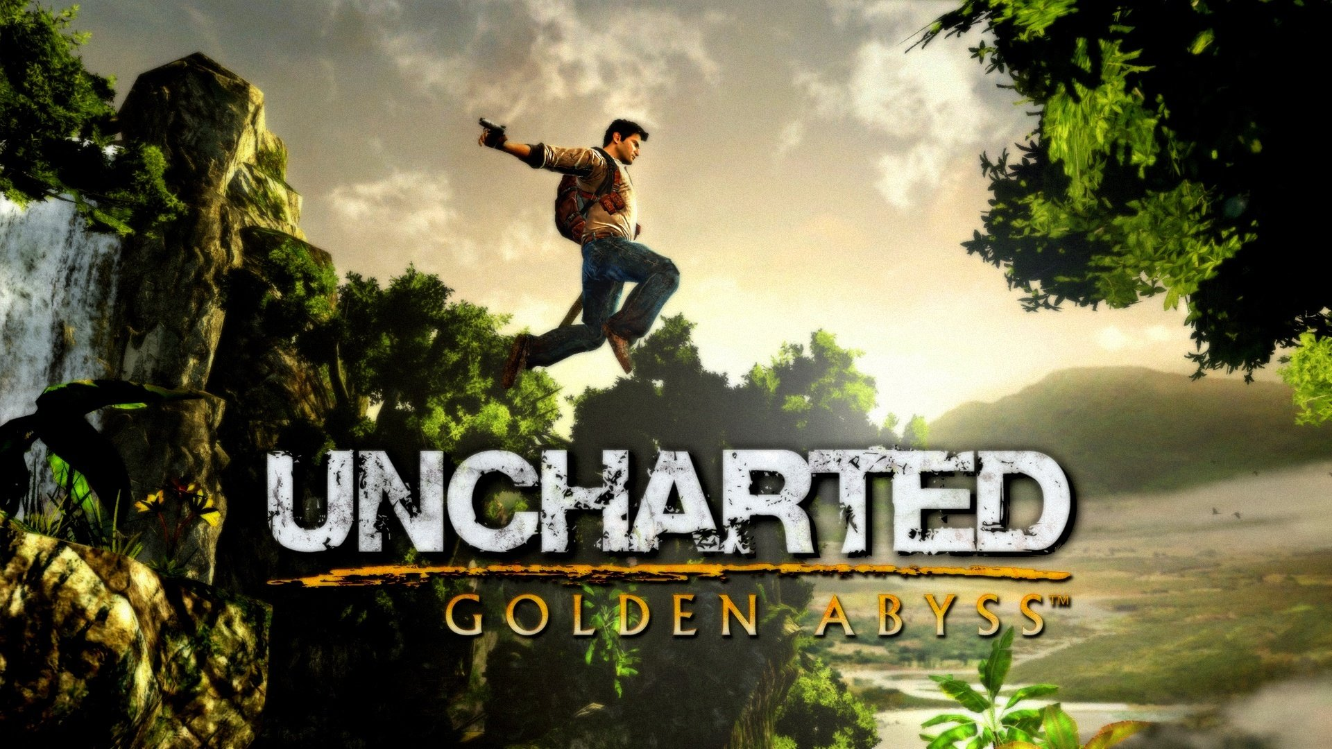 Uncharted Golden Abyss Uncharted 1 Wallpaper