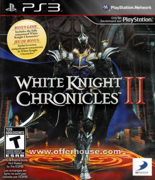White Knight Chronicles II wallpaper