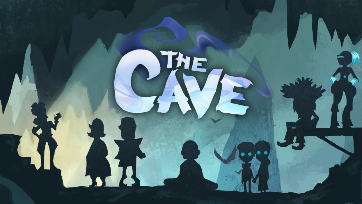 The Cave wallpaper