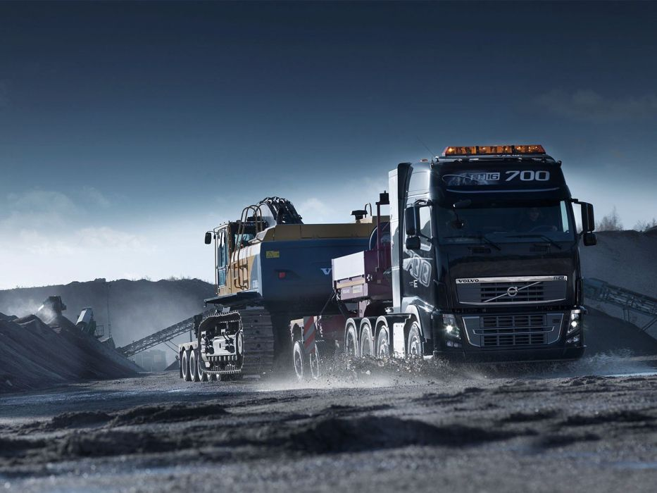 trucks vehicles wallpaper