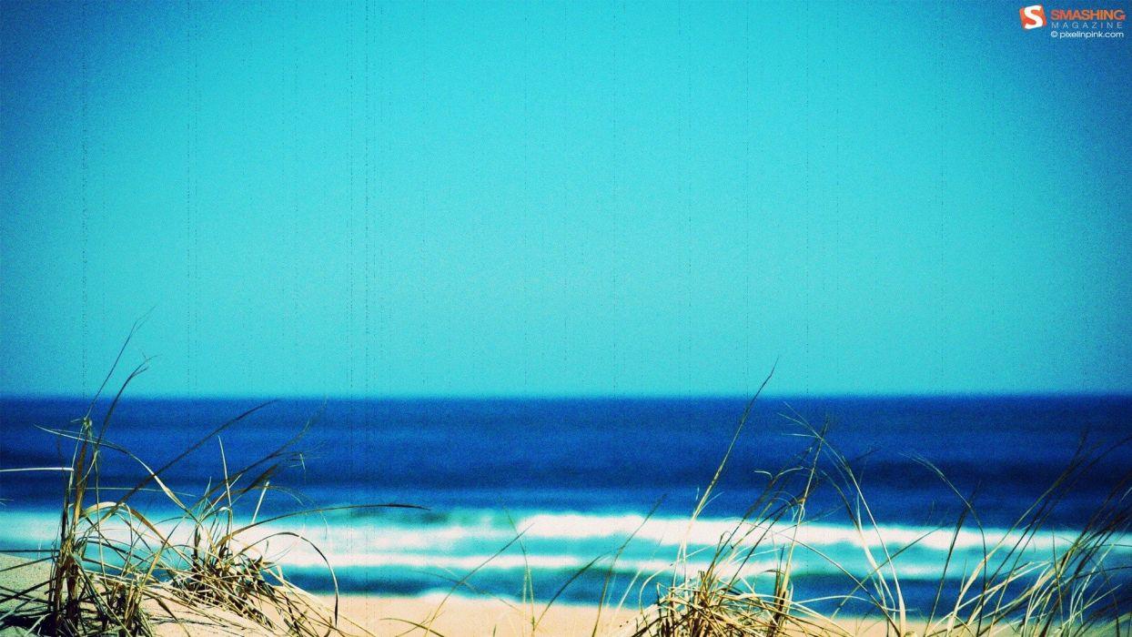 skylines beaches wallpaper