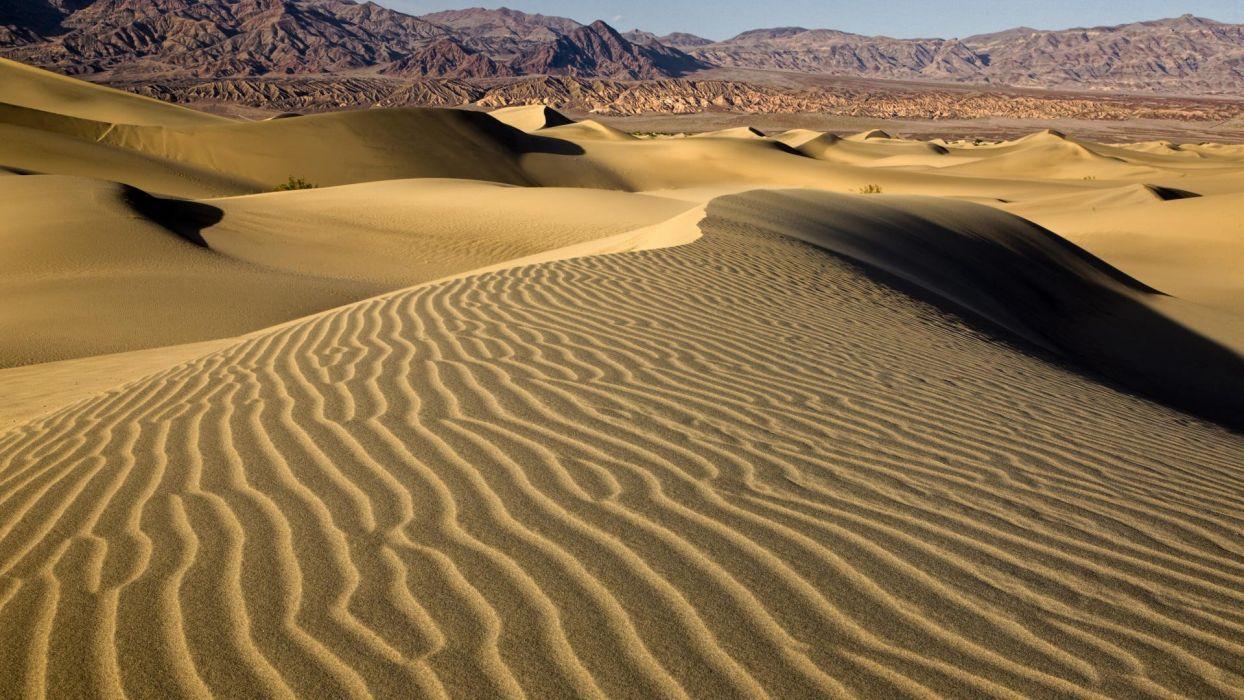 deserts valleys dust California dunes Dune wallpaper