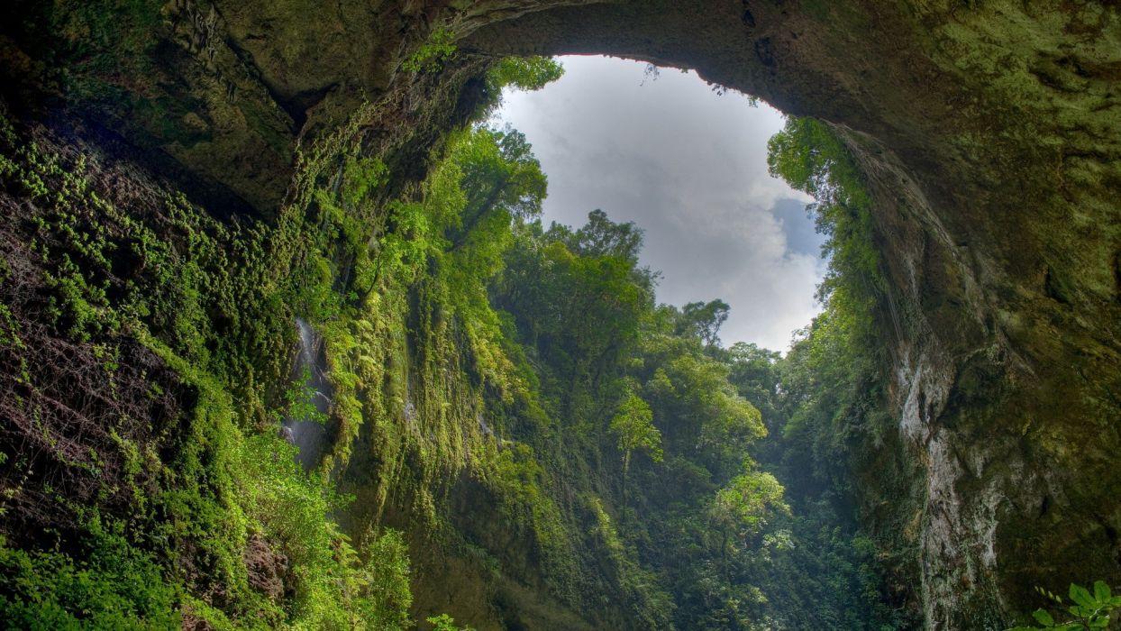 landscapes nature rocks cliffs land wallpaper