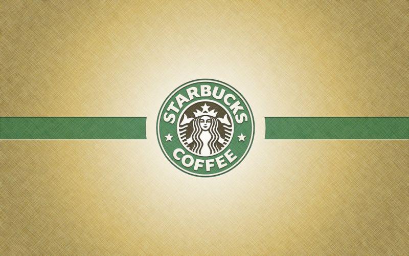 Starbucks logos wallpaper