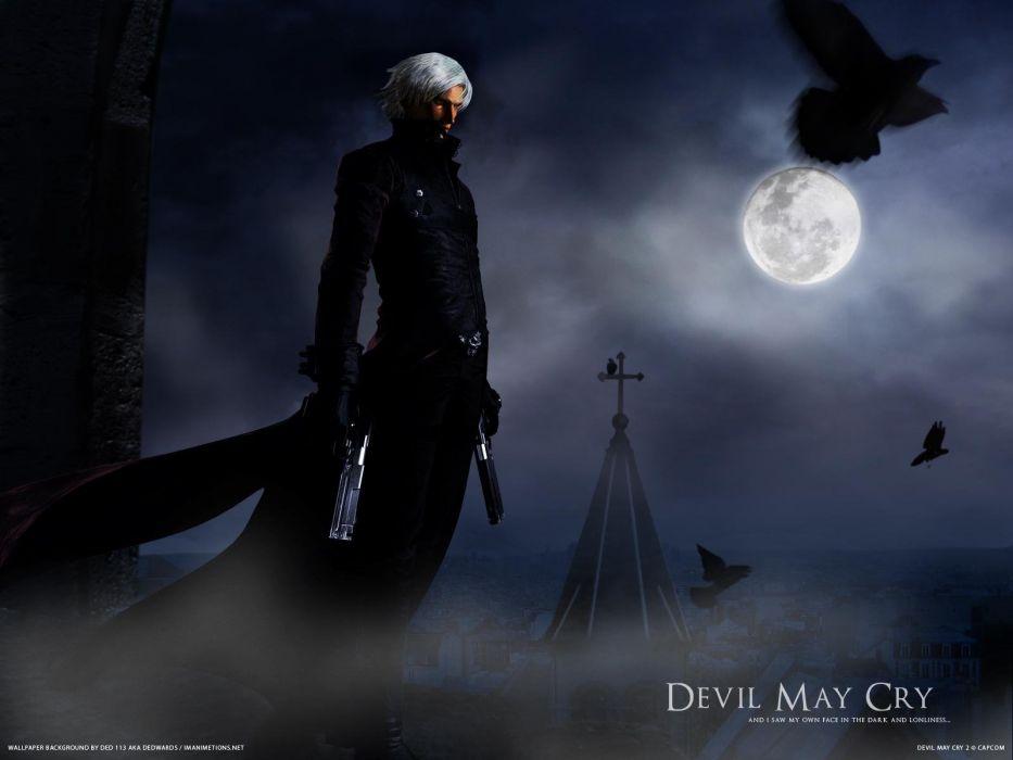 Devil May Cry Dante wallpaper