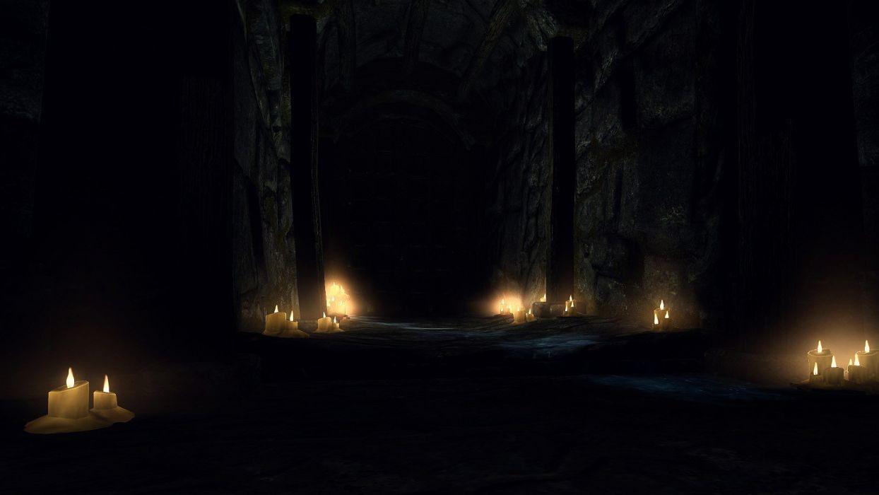 The Elder Scrolls V: Skyrim wallpaper